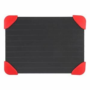 Defrosting Tray Multi‑Use Rectangle Quick Defrost Tray Rapid Thaw Plate Board...