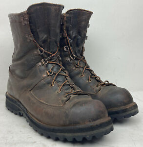 Vintage Danner 400 G Gortex Hunting Boots 12 D Goretex Good Used Condition