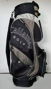 Callaway Club Golf Bag 8 Way 7 Zipper Pockets Excellent Condition Must See $99.95