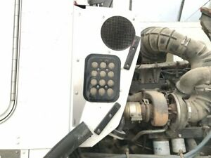 1999 Kenworth T800 White Right Extension Cowl $179.99