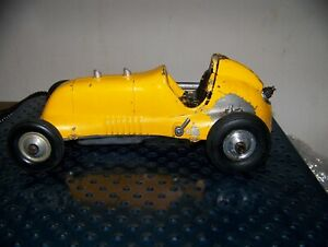 vintage cox tether car champion special thimble drome mccoy rodzy w motor $375.00