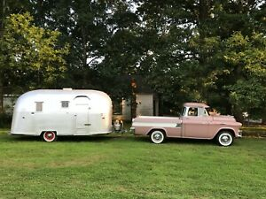 Vintage 1958 18ft AIRSTREAM PACER Travel Trailer $28000.00