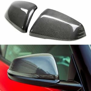 For 2020 2021 Toyota Supra A90 Real Carbon Fiber Replacement Mirror Caps Covers $139.99