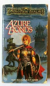 The Finder#x27;s Stone Ser.: Forgotten Realms : Azure Bonds by Jeff Grubb and... $30.00