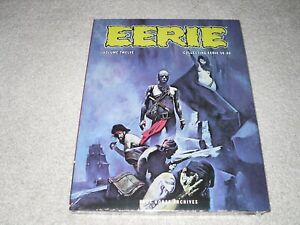 Eerie Archives Volume 12 Hardcover Book Dark Horse Archives Sealed $48.95
