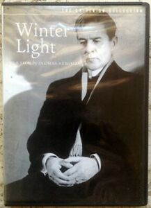 Winter Light DVD Criterion Collection Brand New $27.50