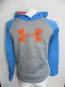 Under Armour Hoodie Boys Size Large $11.25