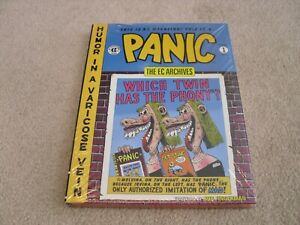 The EC Archives Panic Volume 1 Graphic Novel Book Dark Horse Archives Sealed $21.95