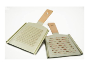 Oya Seisakusho Double Sided Flat Grater Size S Handmade From Japan