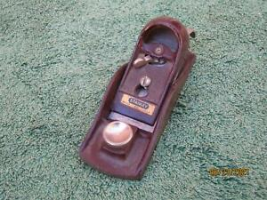 VINTAGE STANLEY BLOCK PLANE MADE IN USA $19.99