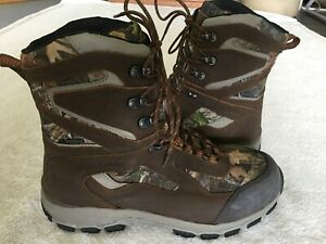 Cabela#x27;s Axis Gore Tex Insulated Hunting Boots for Men 400G size 11.5EE