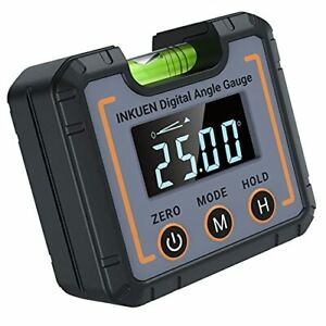 Digital Electronic Level and Angle Gauge Angle Finder with Bubble Level $23.72
