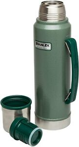 Stanley Classic Vacuum Insulated Wide Mouth Bottle 1.1 QT 1 L $26.82