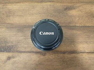Canon Lens EF 50mm f 1.8 II Marumi Lens Protect Free USPS First Class Mail