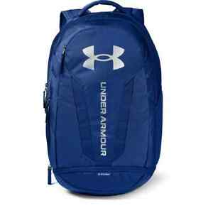 2021 NEW Under Armour Hustle Backpack ROYAL $64.99