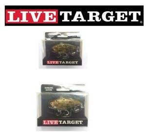 Live Target Bait Ball Yearling Rattle Bait 3 in 5 8 oz YRB75SK