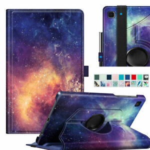 Case For Samsung Galaxy Tab A7 Lite 8.7 2021 360° Rotating Cover Stand Cover $7.99