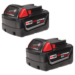 2 PCS For Milwaukee M18 Lithium XC 4.0 Extended Capacity Battery 48 11 1860