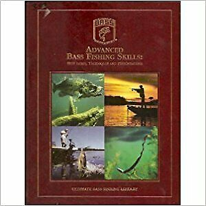 ADVANCED BASS FISHING SKILLS: BEST LURESTECHNIQUES AND By James Hall BRAND NEW
