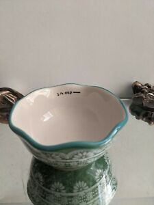 The Pioneer Woman Nesting Stoneware 1 4 Cup Measuring Bowl Replacement Bowl