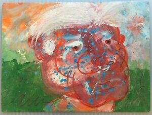 Robert Beauchamp American Provincetown Expressionist Oil Signed Listed 1974 $745.00