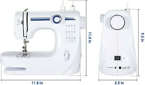 Electric Sewing MachineSmall Sewing Machine12 Stitches 2 Speeds $70.00