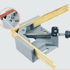 2X 90° Right Angle Clamps Corner Clamp tools for Wood working Carpenter Welding $24.99