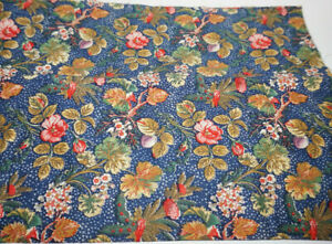 1 1 2yds x 44quot; Concord Fabrics quot;Floralquot; Cotton Sewing Quilting Fabric $3.99