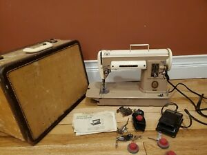 Singer 301A Sewing Machine with case $225.00