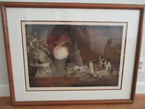 Alvar Numered Signed Lithograph $150.00
