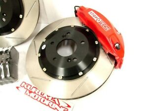 STOPTECH FRONT BIG BRAKE KIT BBK 02-05 CADILLAC ESCALDE