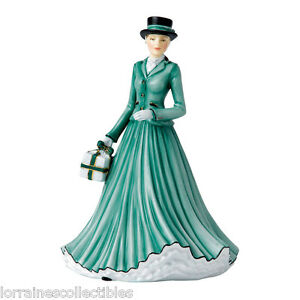 NEW IN BOX Royal Doulton 2013 Pretty Ladies  We Wish You A Merry Christmas