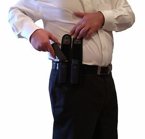 Double Magazine Pouch for Bersa Thunder (all models)