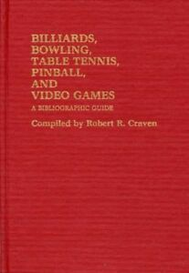 billiards bowling table tennis pinball and