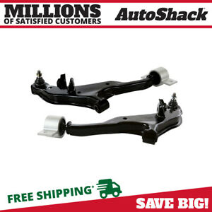Pair of (2) Front Lower Control Arms for an 00-04 Infiniti I30 I35 Nissan Maxima