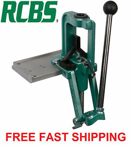 RCBS 9356 Rock Chucker Supreme Reloading Press FREE SHIPPING