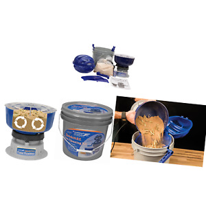 Frankford Arsenal Quick-N-EZ 110V Case Tumbler Kit for Cleaning and Polishing...