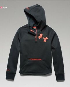 Girl's Under Armour Storm ColdGear Infrared Dobson 12 Zip Hoodie - 1259533