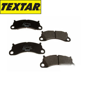Front Porsche 911 2012 - 2013 Disc Brake Pad Set Textar 2500301 / 99135194902