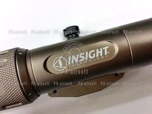 Night Evolution WMX200 Airsoft Weapon IR Infrared Light NE-04014 Crye ops core