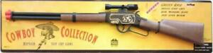 grizzly cap gun lever action cowboy western