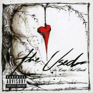 The Used : In Love and Death CD 2005