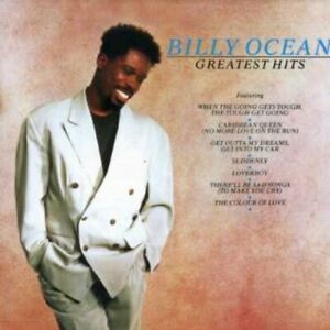 Billy Ocean : Greatest Hits us Import CD 1989 $5.92