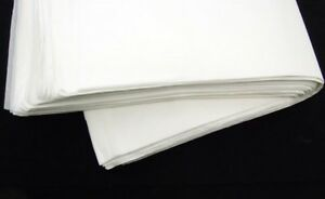 Lot 6 Reams 15 x 27 White Tissue Paper 6180 Sheets Thick Gift Wedding Birthday