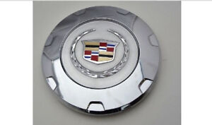 1 Cadillac ESCALADE 22 Wreath & Crest CENTER CAP GM PART #9598677