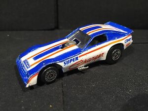 1985 zee toys dodge super charger funny car fast