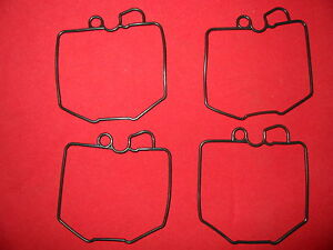 4 Float Bowl Gaskets Honda CB1100 CB900 CB750 CB650 GL1100 carburetor carb