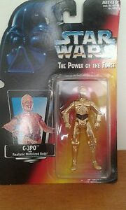 kenner star wars the power of the force c