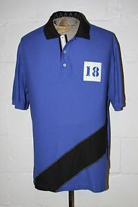 NWOT Brooks Brothers Pro Sport Boating Yacht Sailing Blue Polo Golf Shirt Sz XL