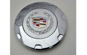 1 Cadillac ESCALADE 22 Wreath & Crest CENTER CAP